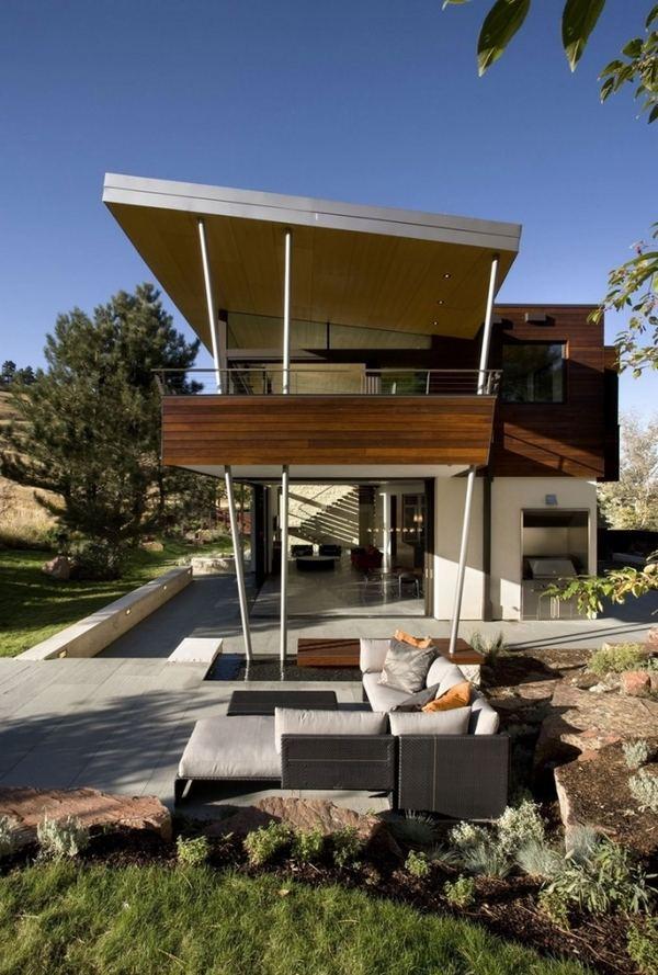 20 Fresh Patio Design Ideas on Mid Century Modern Patio Ideas id=29624