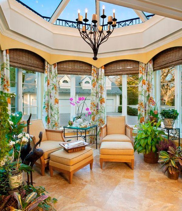 colorful-round-sunroom