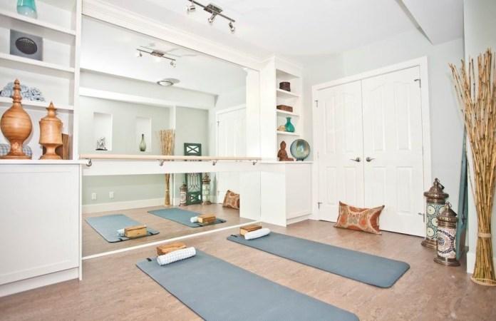 Asian Home Gym Design