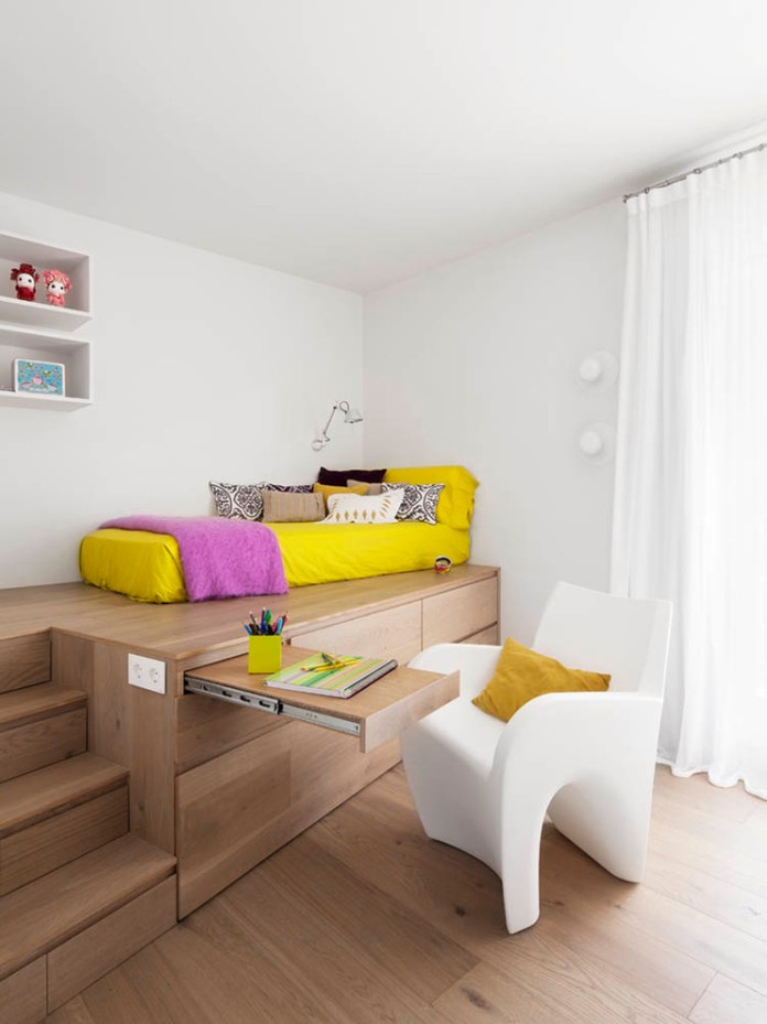 Contemporary Kids Bedroom Design
