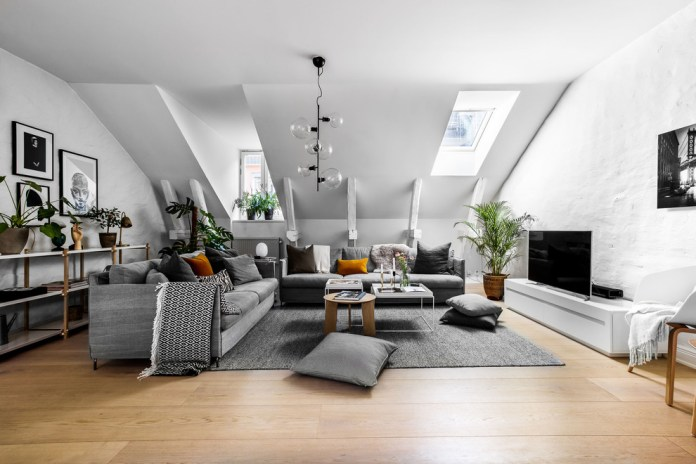 Scandinavian Tv Room Design