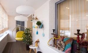 15 Beautiful Small Balcony Design Ideas