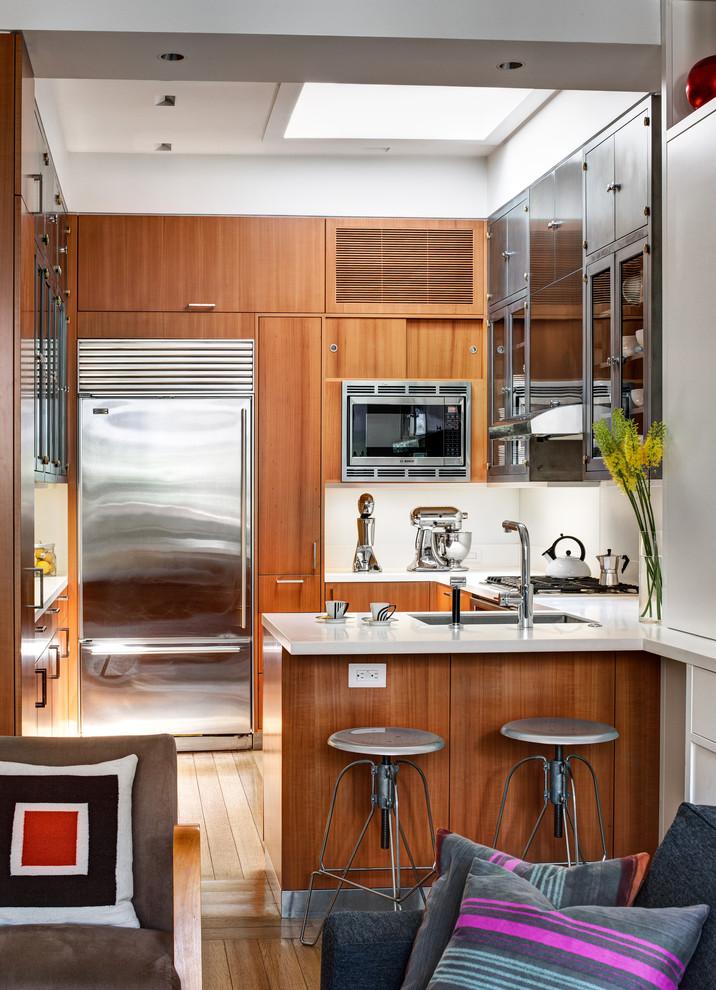 Small L Shaped Kitchen Island