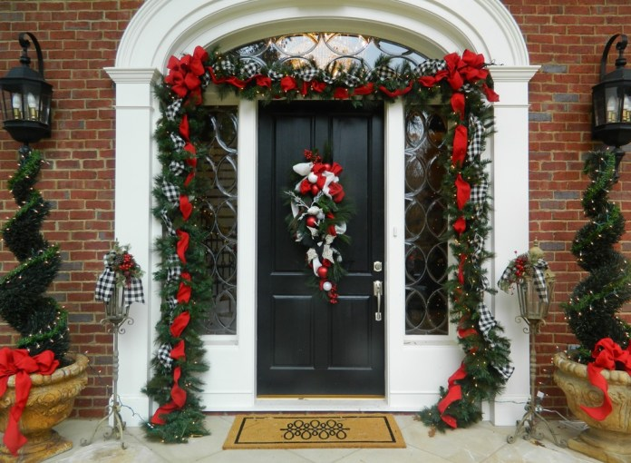 Large Exterior Christmas Decoration