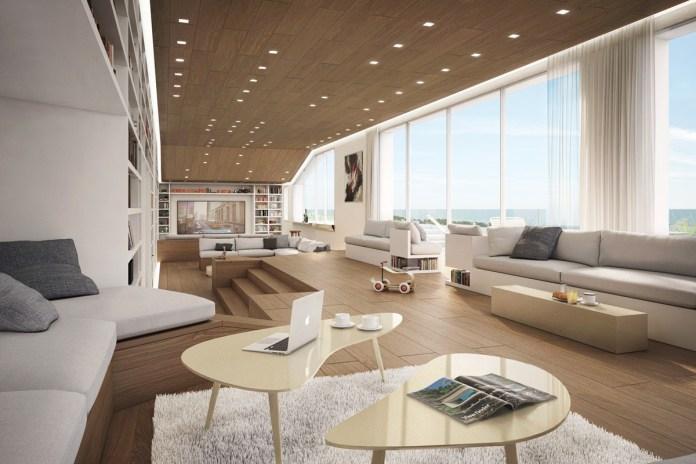 Luxury Large Living Room