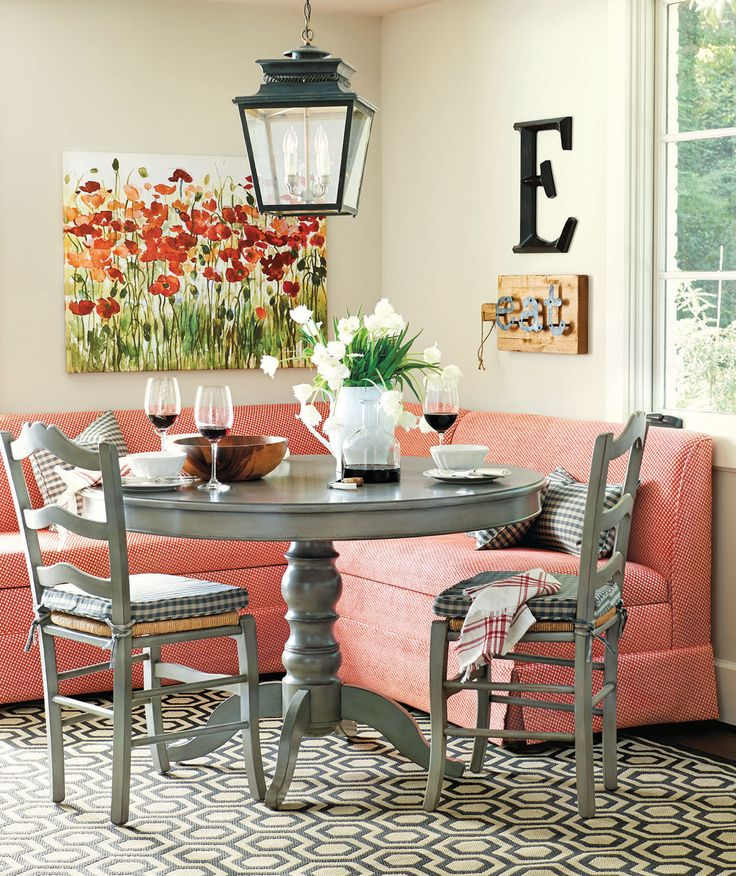 40 Best Breakfast Nook Ideas For Your Kitchen on Nook's Cranny Design Ideas  id=24602