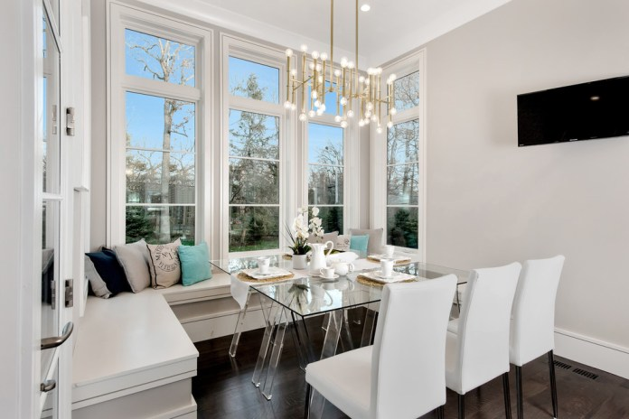 Breakfast Nook Ideas For Your Kitchen dwellingdecor (3)
