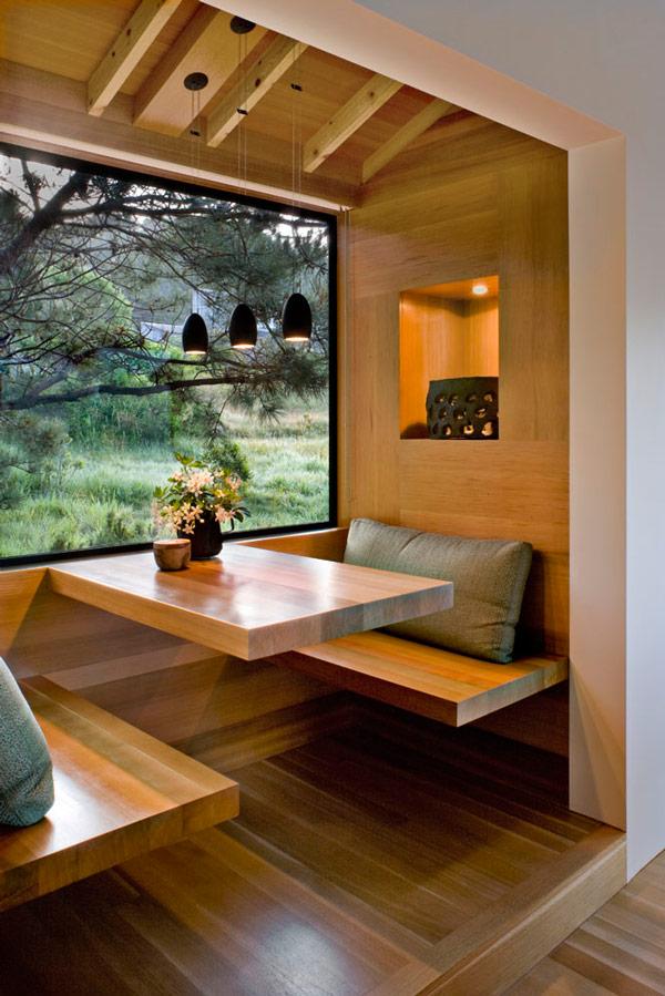 Breakfast Nook Ideas For Your Kitchen dwellingdecor (30)