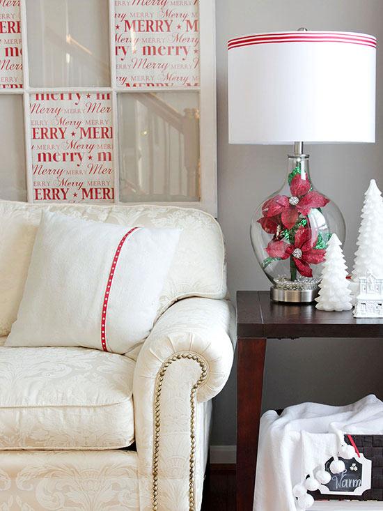 Christmas Living Room Decorations dwellingdecor (1)