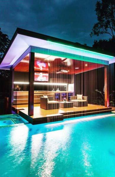 Pool Waterfall Ideas (26)