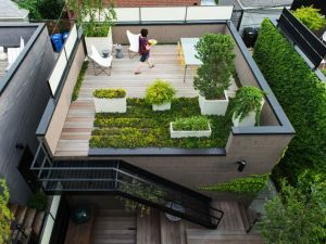 City Living – How to Make the Most of Your Roof Terrace