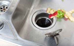 How to unclog Garbage Disposal?