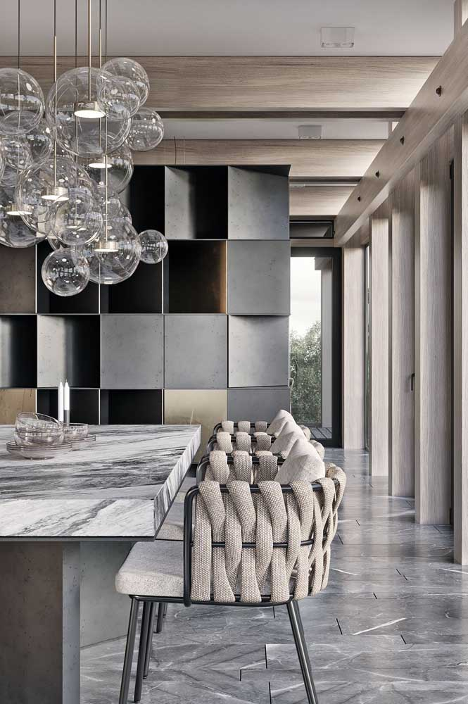 09. And what do you think of a marble table for the dining room?