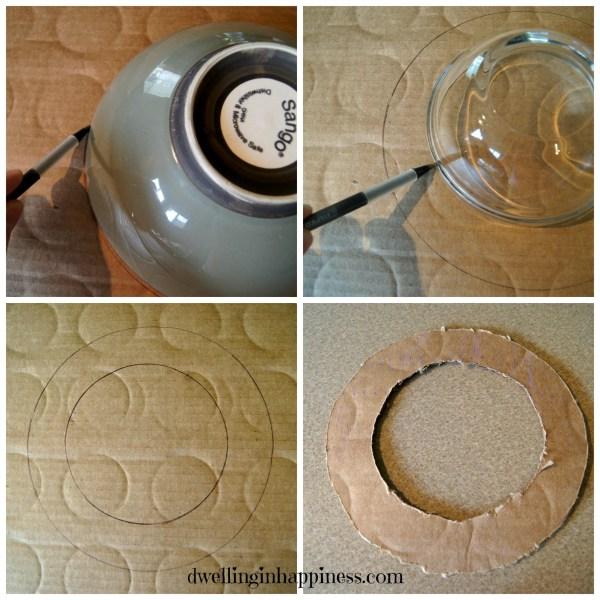 Cardboard Ring Process
