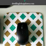 DIY Mousepad Redo