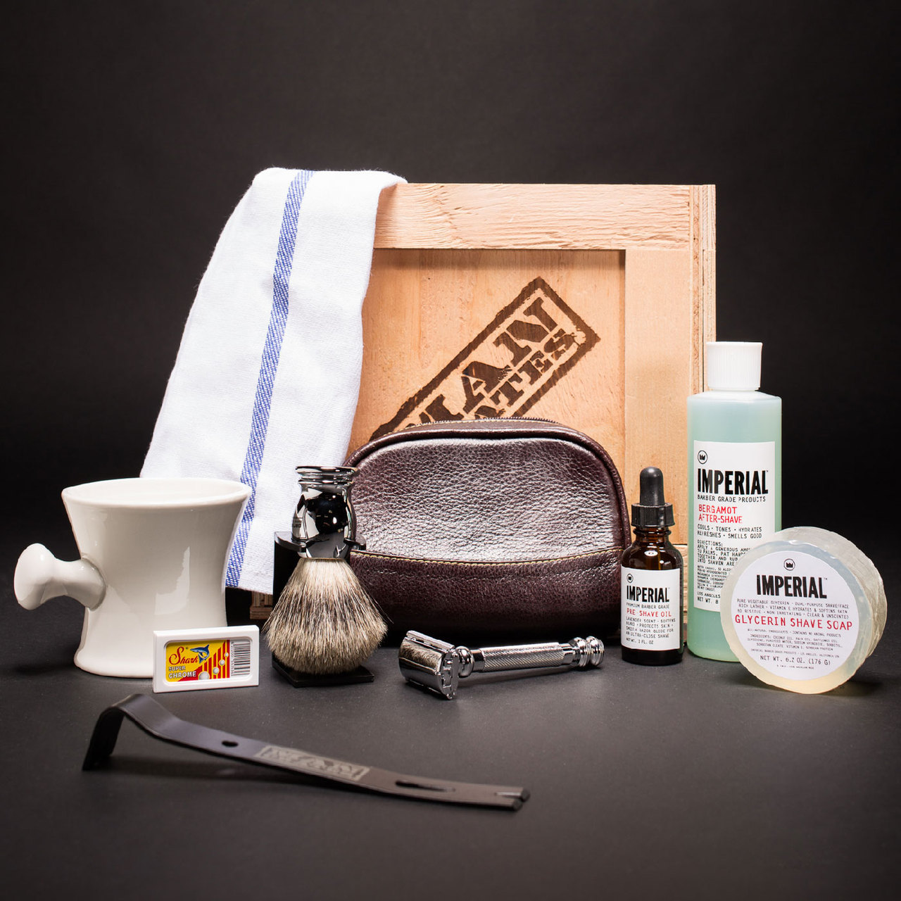 how to get a nice clean shave