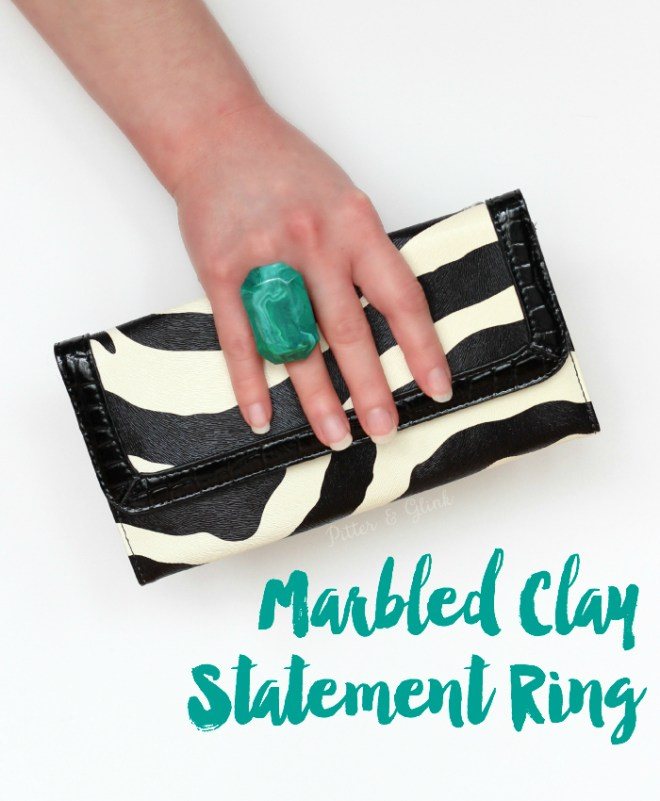 Marbled Emerald Ring Title