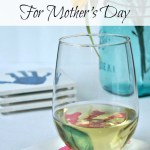 DIY Handprint Coasters for Mother's Day