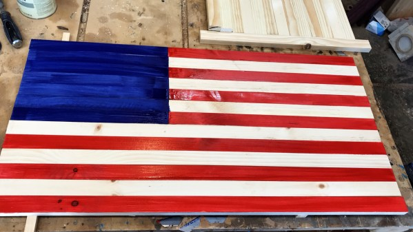 American Flag Display (Large)