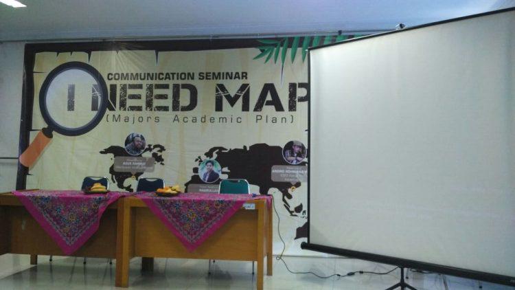 seminar i need MAP umt tangerang