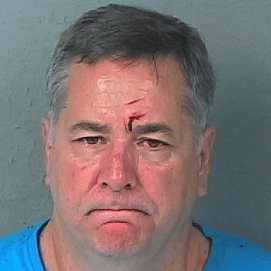 Paul Duncan DUI teacher Hernando FL SO 091211