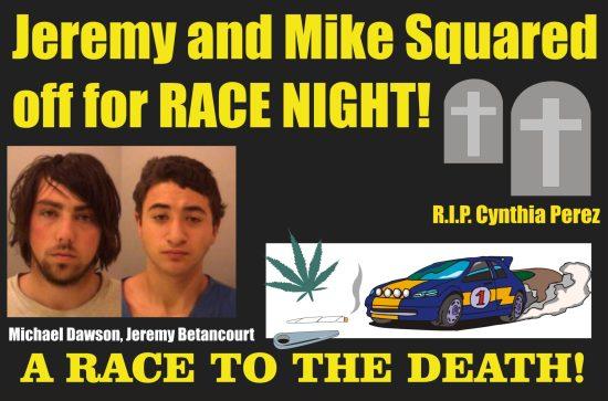 Jeremy Betancourt DUI drag race