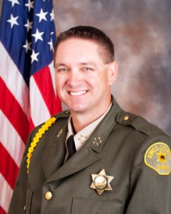 County of Kings Sheriff Dave Robinson