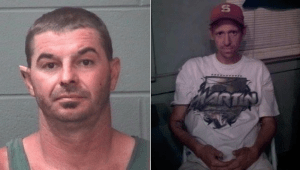 Ride with a drunk driver, buy a ticket to your owner funeral. Michael Ray Chappell, left, in jail photo for his arrest for DWI murder. Right is his passenger who died.