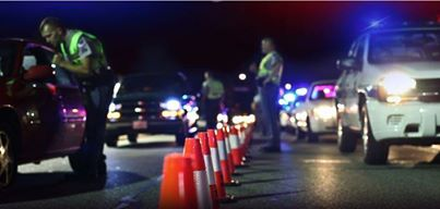 PGPD St. Pat checkpoint