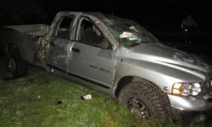 Rollover DUI crash Wash Co So Ore.