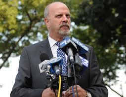Bergen County Prosecutor John. L. Molenelli