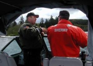 Clatsop County Oregon marine patrol