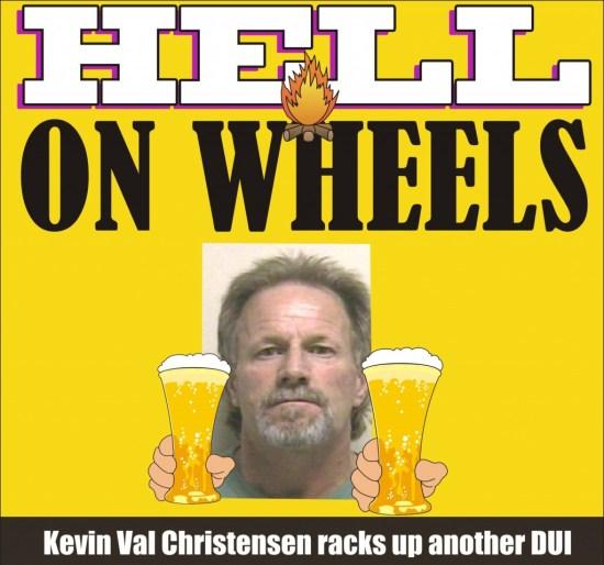 Kevin Christensen Hell on Wheels