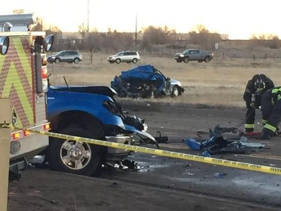DUI homicide charges pending against Aurora GMC driver 031015
