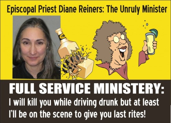 Diane Reiners the unruly minister