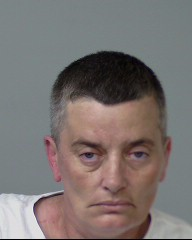 Robin Laray Oden DWI arrest by Huntsville Police Dept. booking in Madison County Sheriff Jail 060515