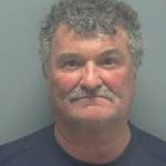 Alan Bradley Trout DUI arrest Lee Co So Fl 090215