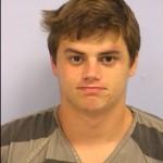 Aaron Brashear DWI arrest on 102015 by Austin Texas Police