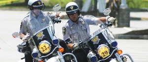 Charleston Sheriff motor units