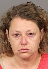 Laura Gay DUI arrest by La Quinta Police on 112415