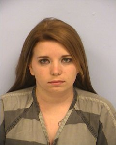 Tiffany Smith DWI arrest by Austin Texas Police on 111515