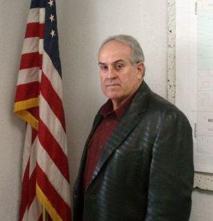 Carter County Oklahoma Sheriff Milton Anthony