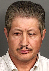 Javier Mateo Chacon 52 of Pico Rivera DUI arrest by Palm Desert Police on 010116