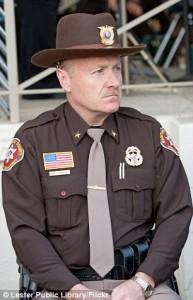 Manitowoc County Sheriff Robert Hermann, Flicker