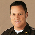 Vanderburgh County Sheriff Dave Wedding