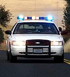 Washington State Patrol cruiser