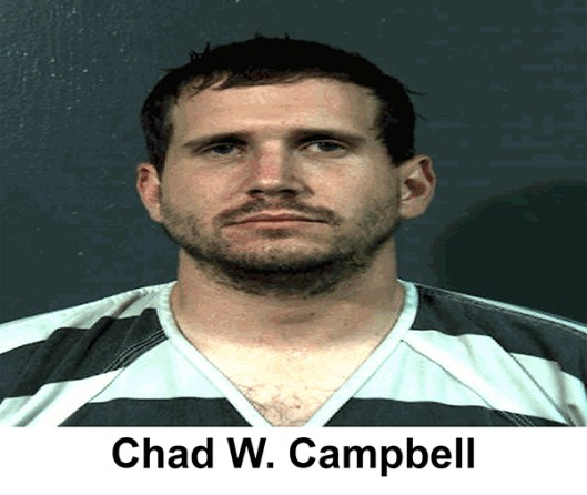 Chad Wyatt Campbell sentenced to 12 years for Double Fatal in hellride into motorcyclists