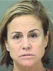Jacqueline Marie Houston DUI arrest by Palm Beach Gardens Police 021416