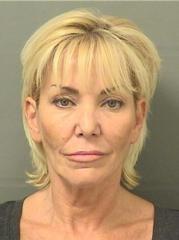 Nancy Jean Stoney DUI arrest by Palm Beach Shores Police on 021616