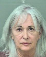 Penny C. Bergman DUI arrest by Palm Beach County Florida Sheriff 020816